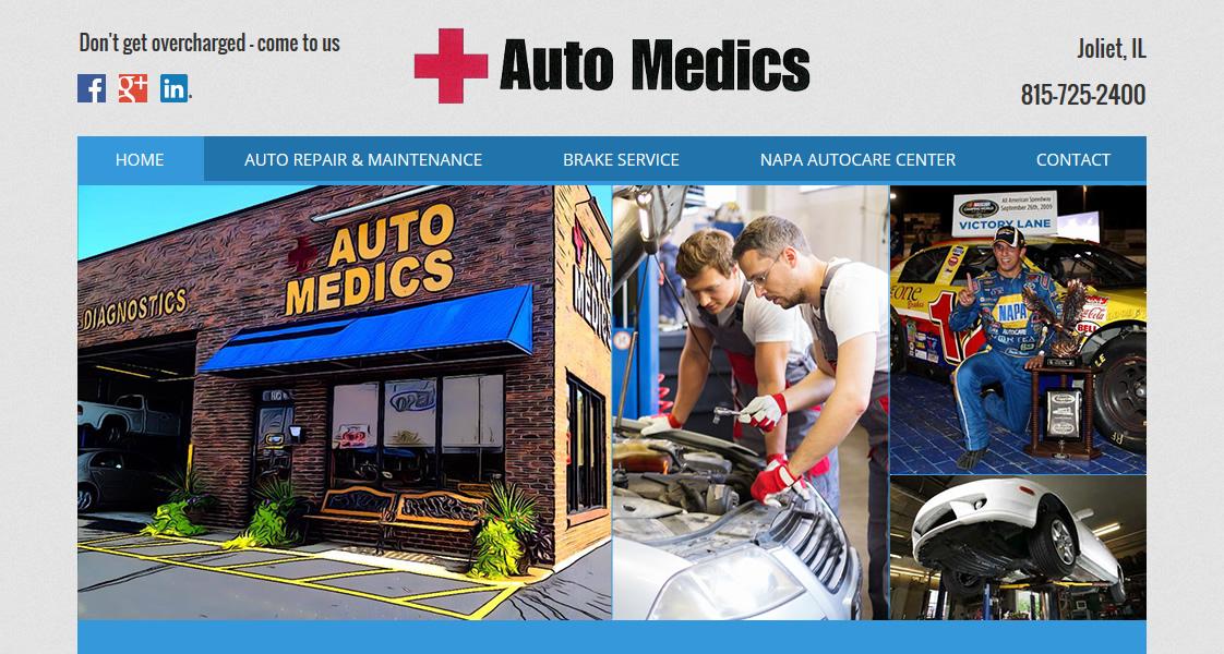 Auto Medics -  Joliet, IL