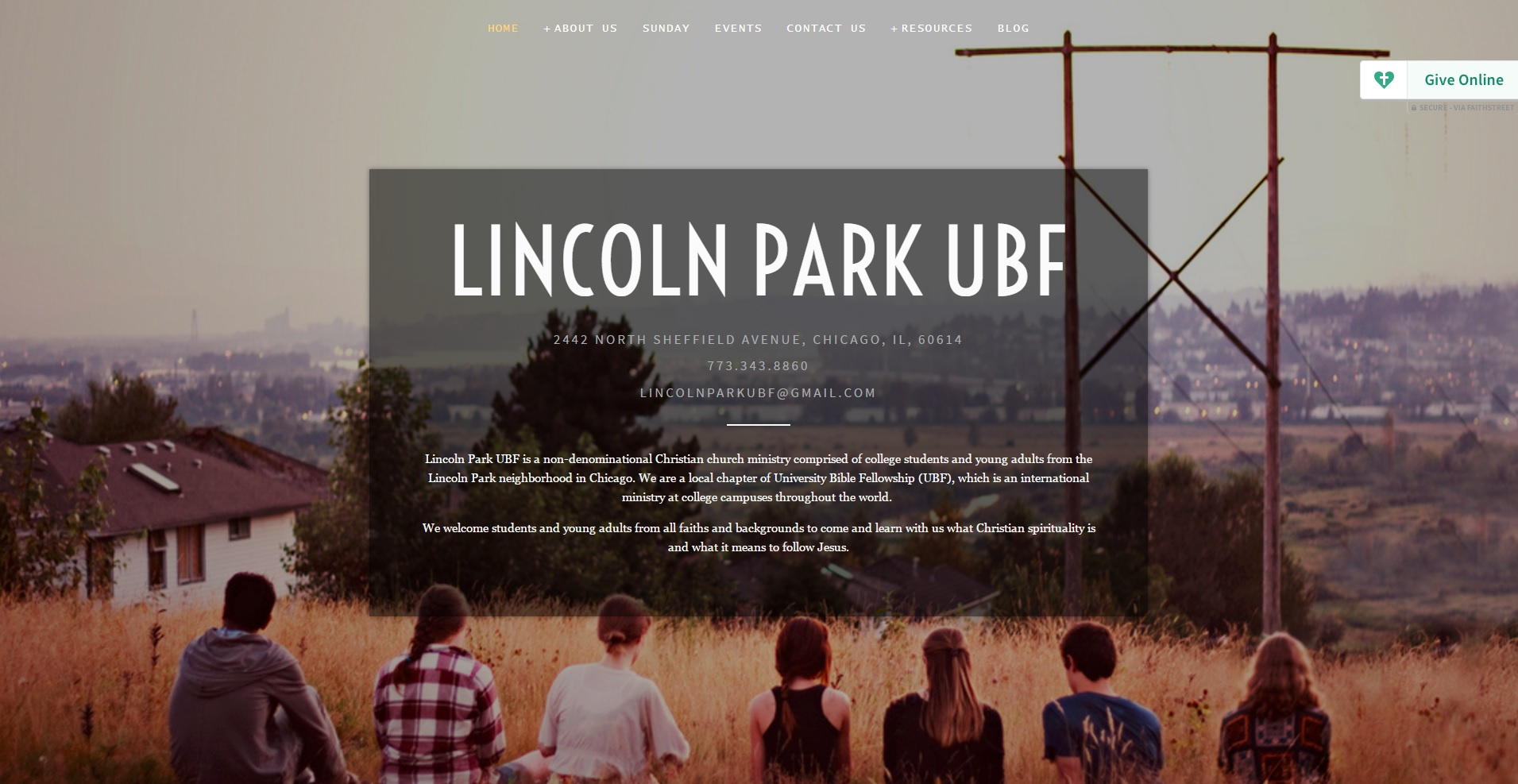 Lincoln Park UBF