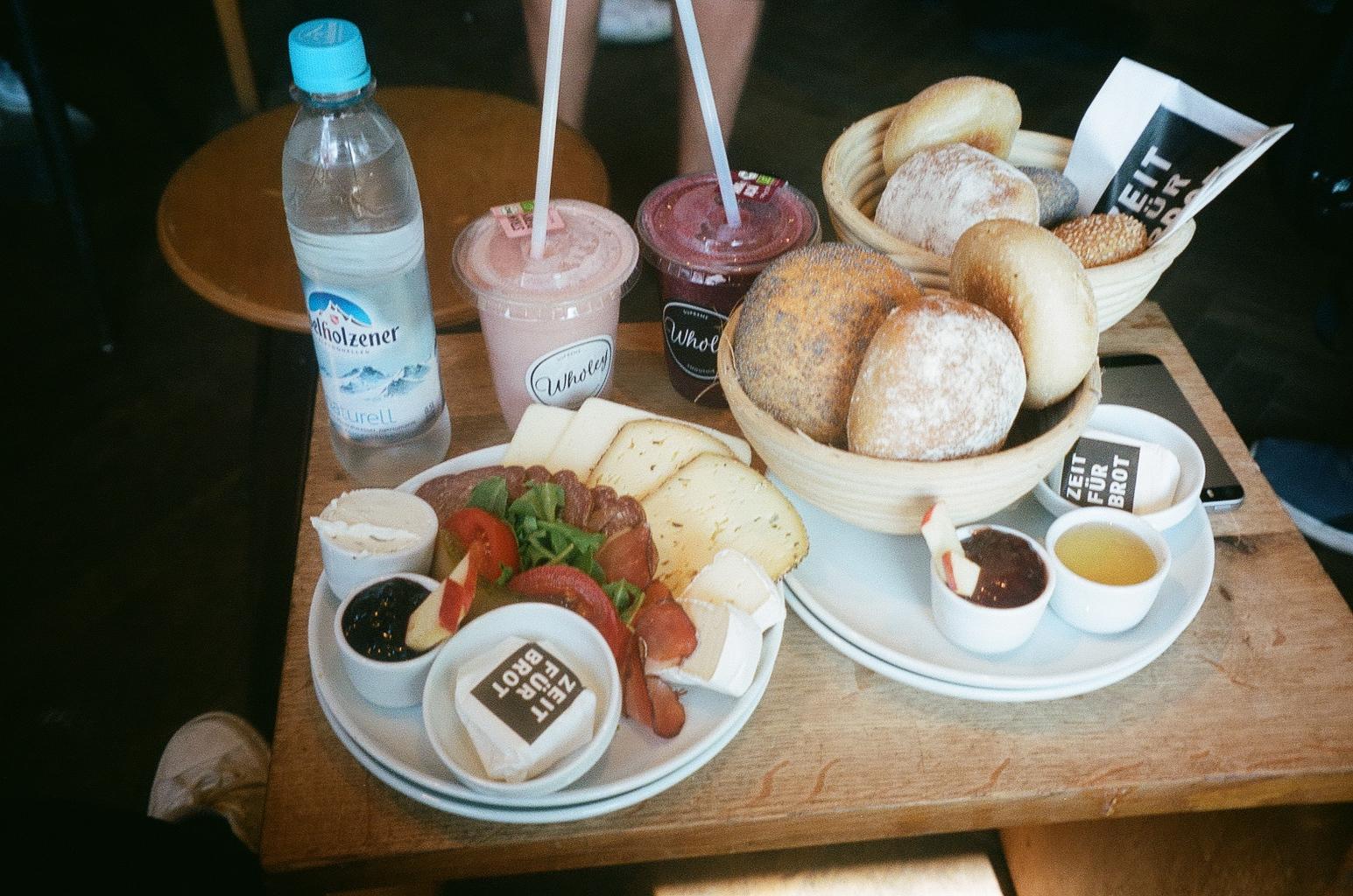 Zeit Für Brot -