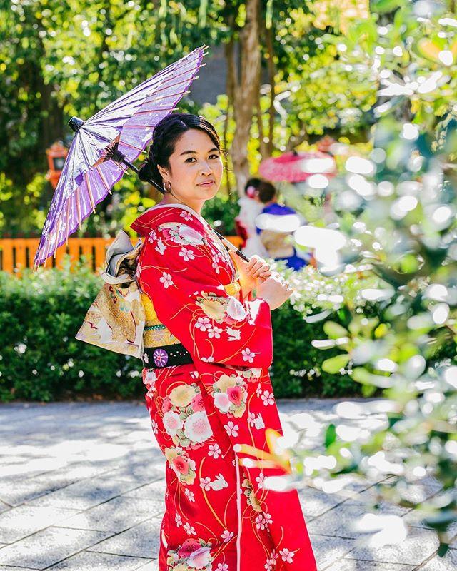 🌸🌸🌸 . . . . . #kyoto #kyotojapan #gion #kimono #travelblogging