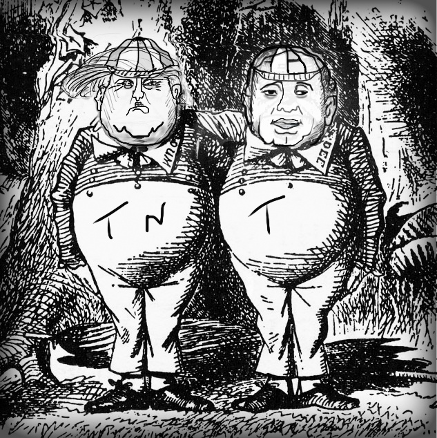 Lewis Carroll drawing perverted