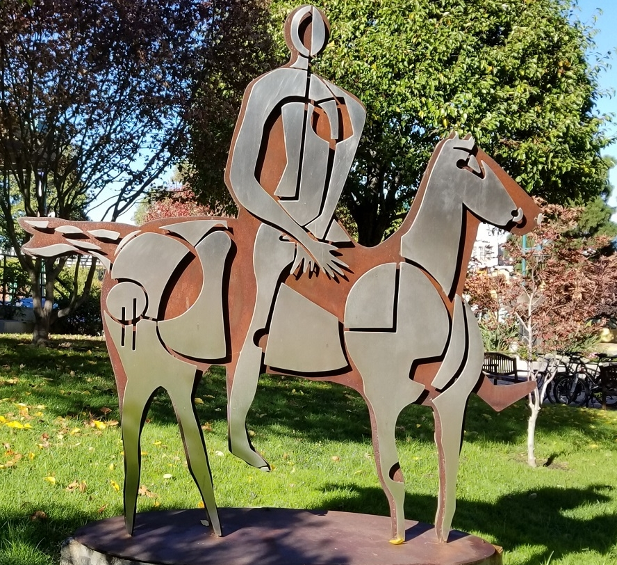 Emeryville sculpture
