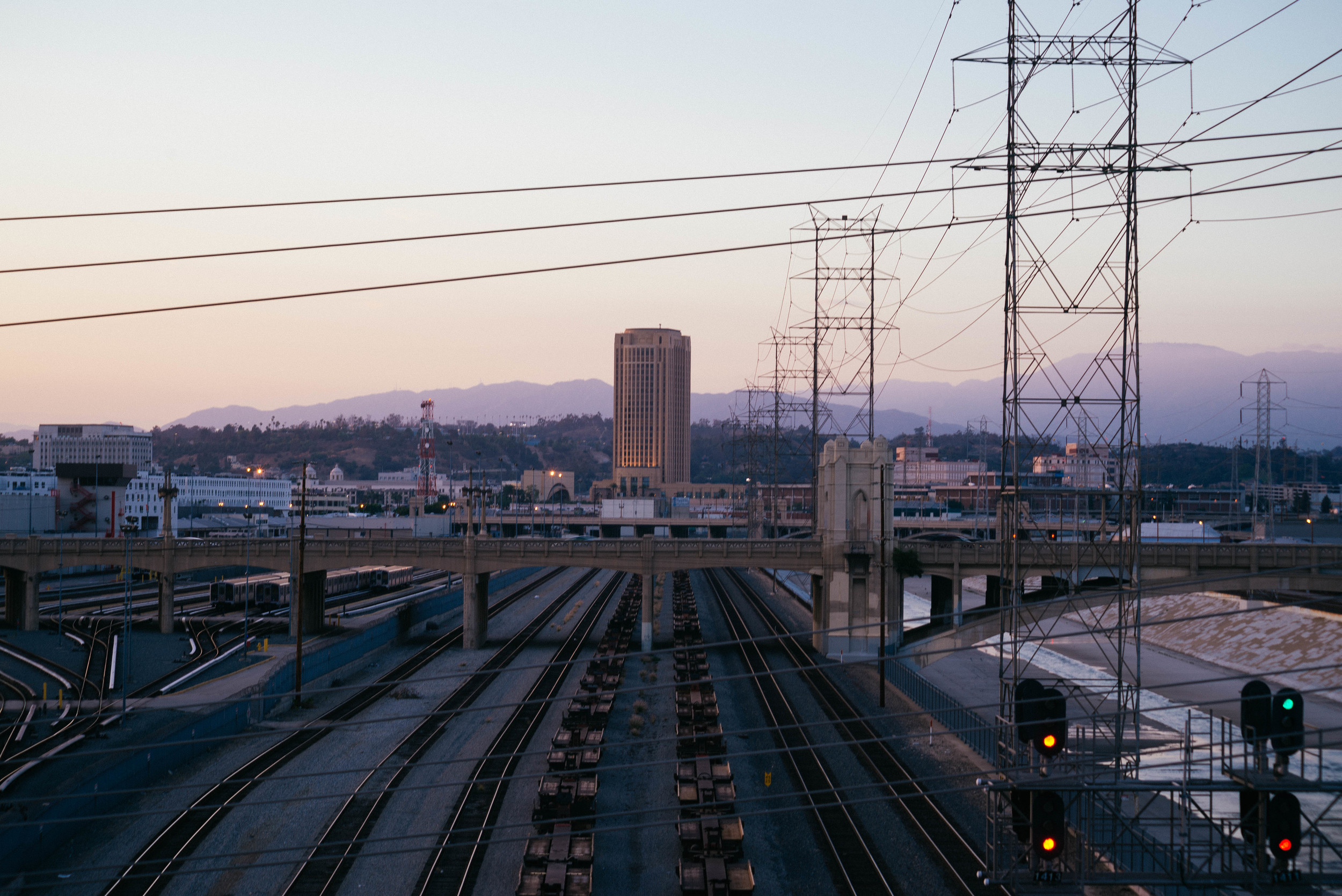 Layered Los Angeles #2