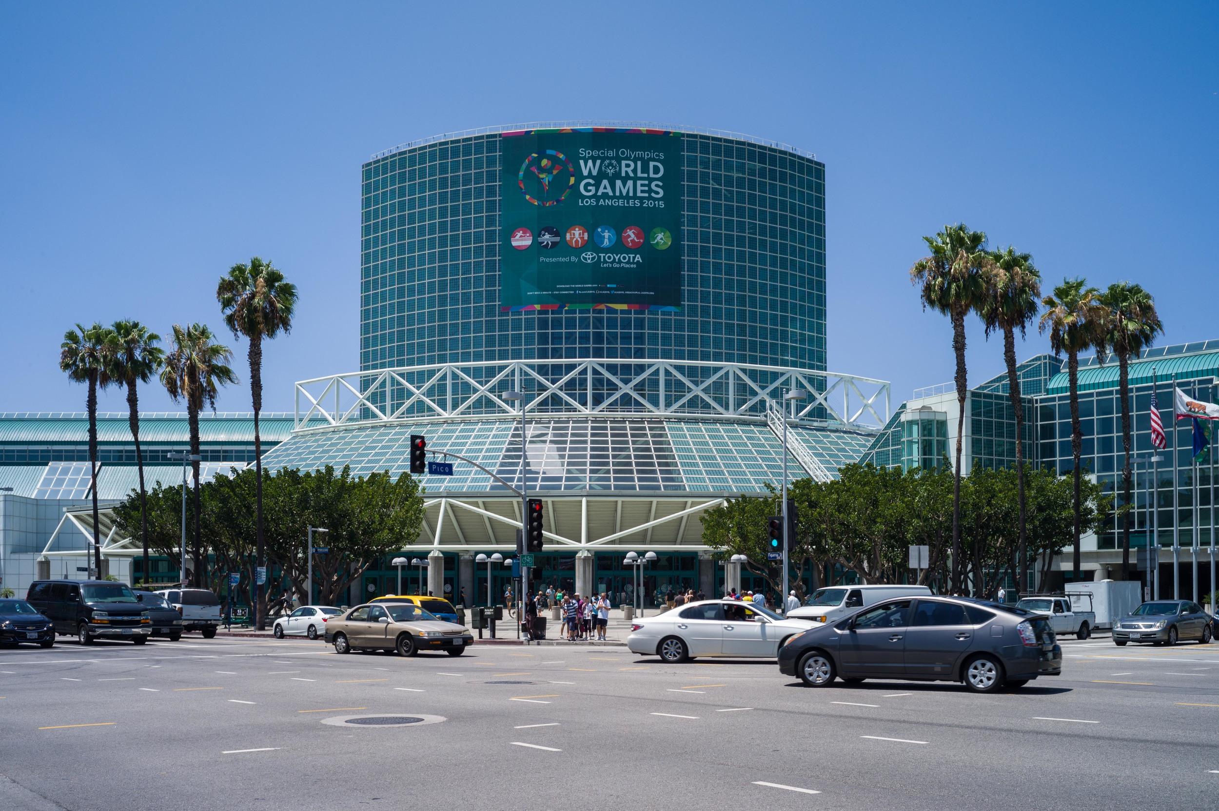 World Games come to LA