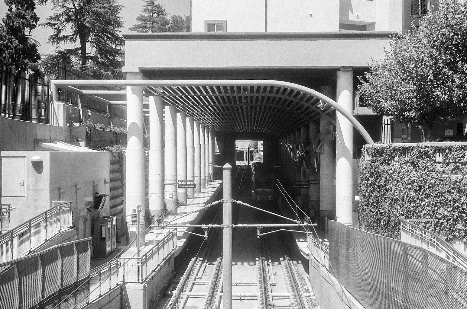 Entering Pasadena