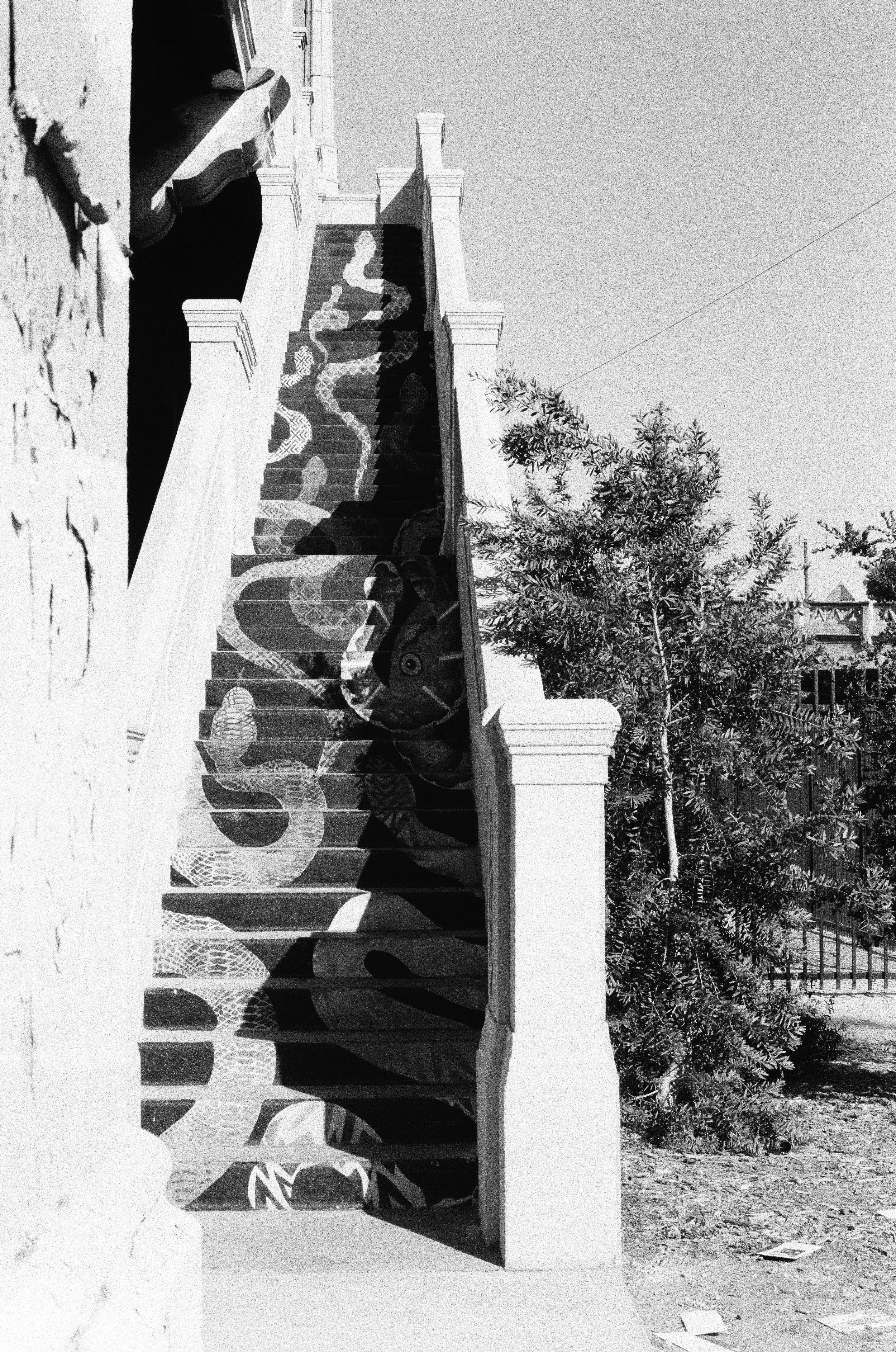 Stairway Paintings