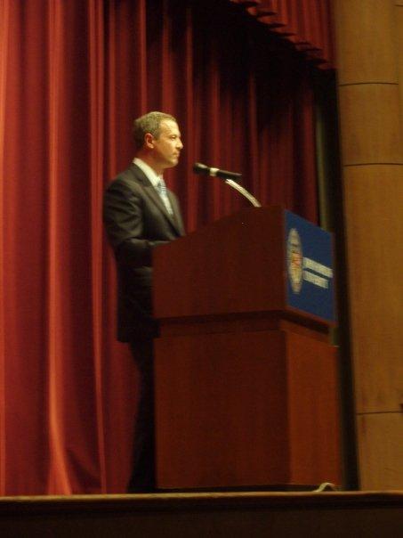 Martin O'Malley, 2007