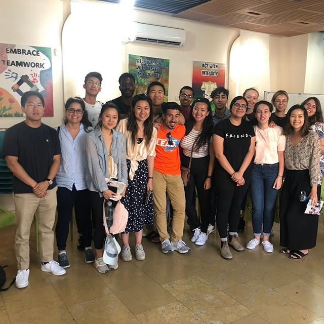 One of our groups on the RPM global research trip just finished up their Israel leg of the trip. They met with a variety of companies/organizations including MEET, YEDID, Kama Tech, Lo Omdot Mineged, EEW, EHV and New Direction.  Next stop for this group: South Africa!!