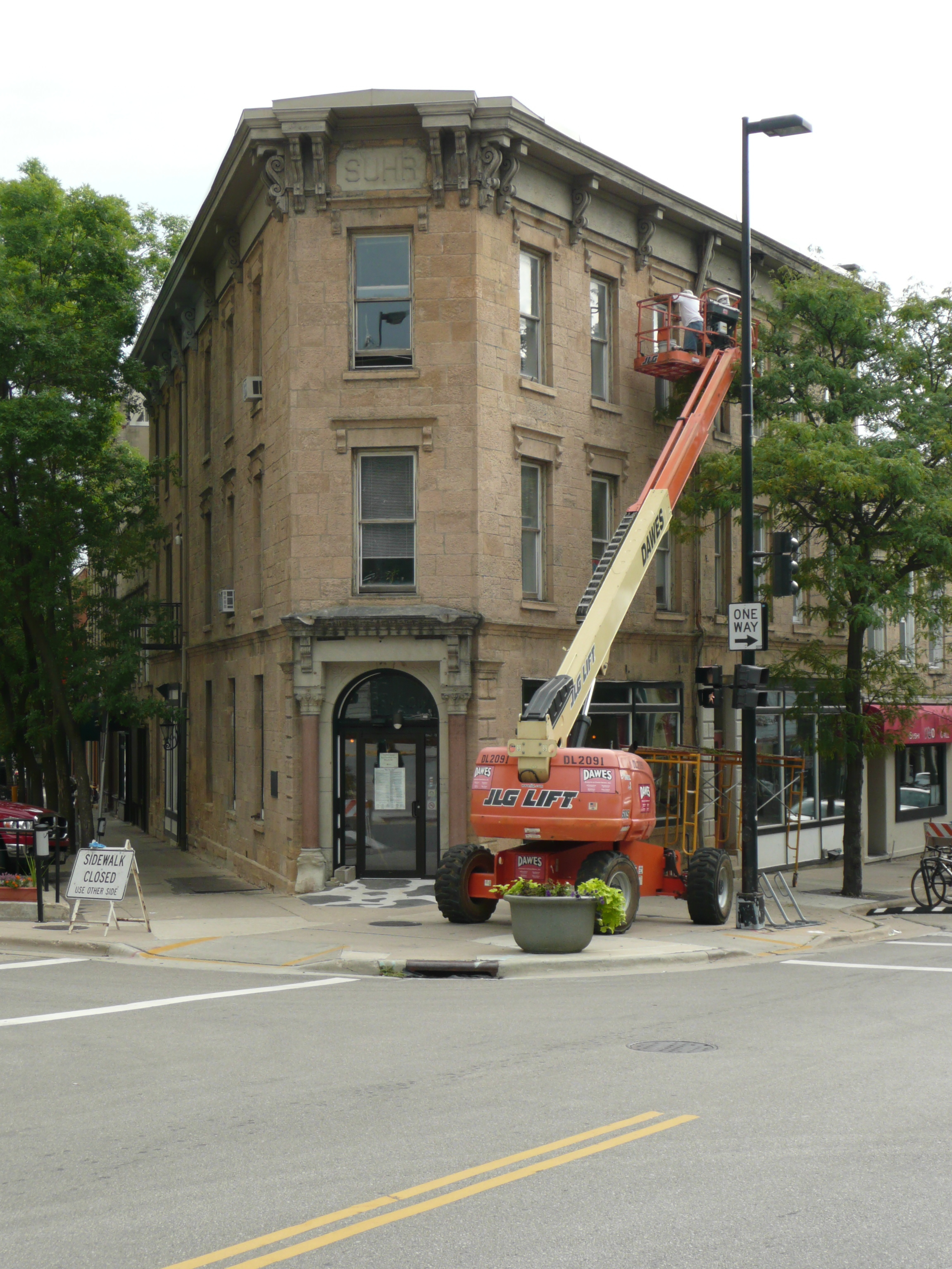 Get Historic Tax Credits for your historic building.