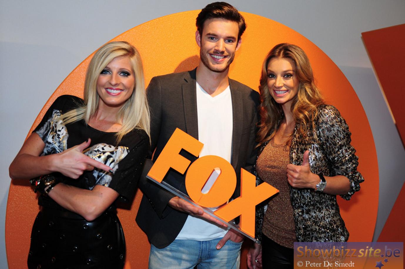 FOX Vlaanderen - Sverre Denis - Veronique De Kock - Noa Neal
