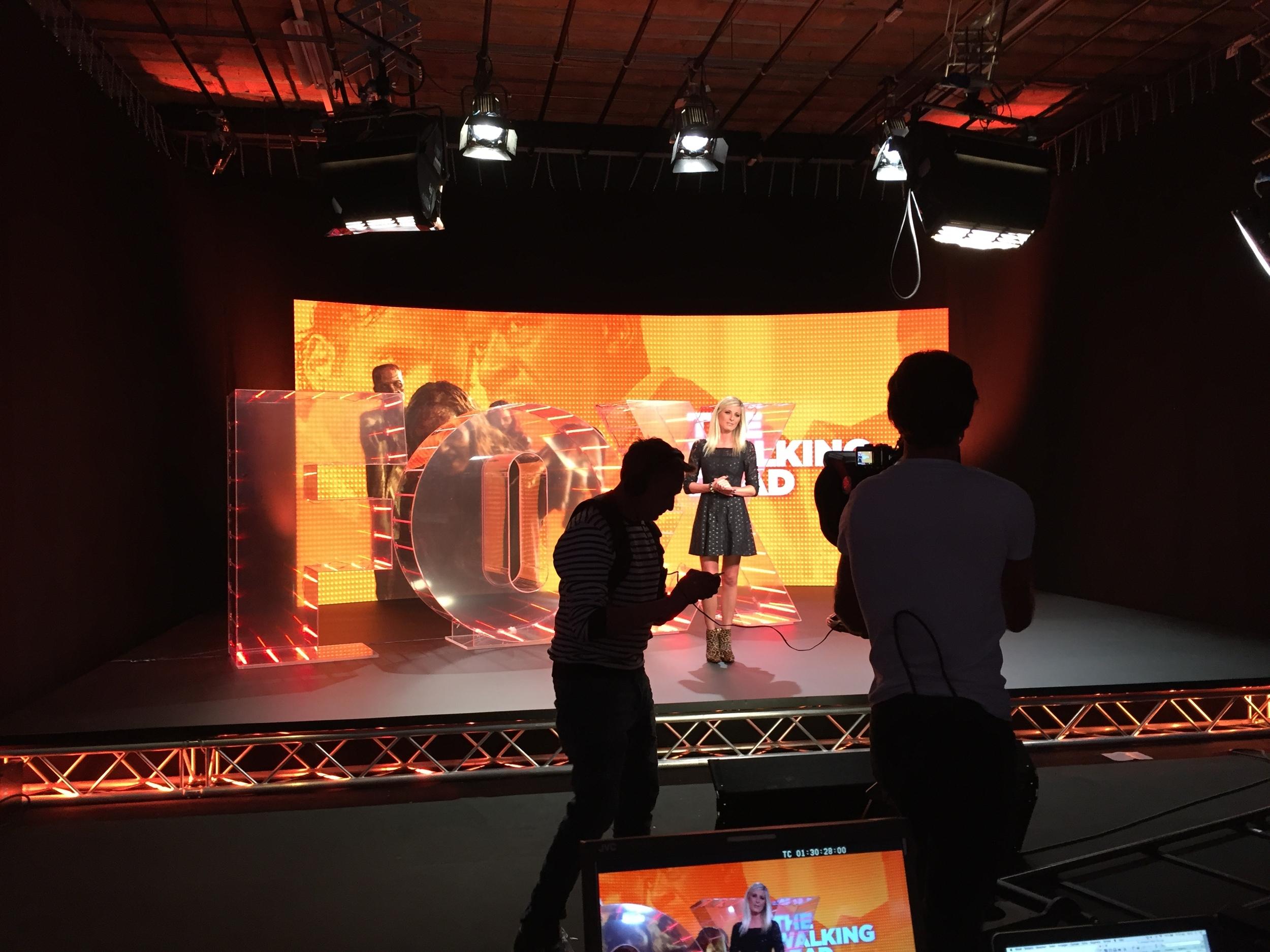 FOX TV Host Belgium