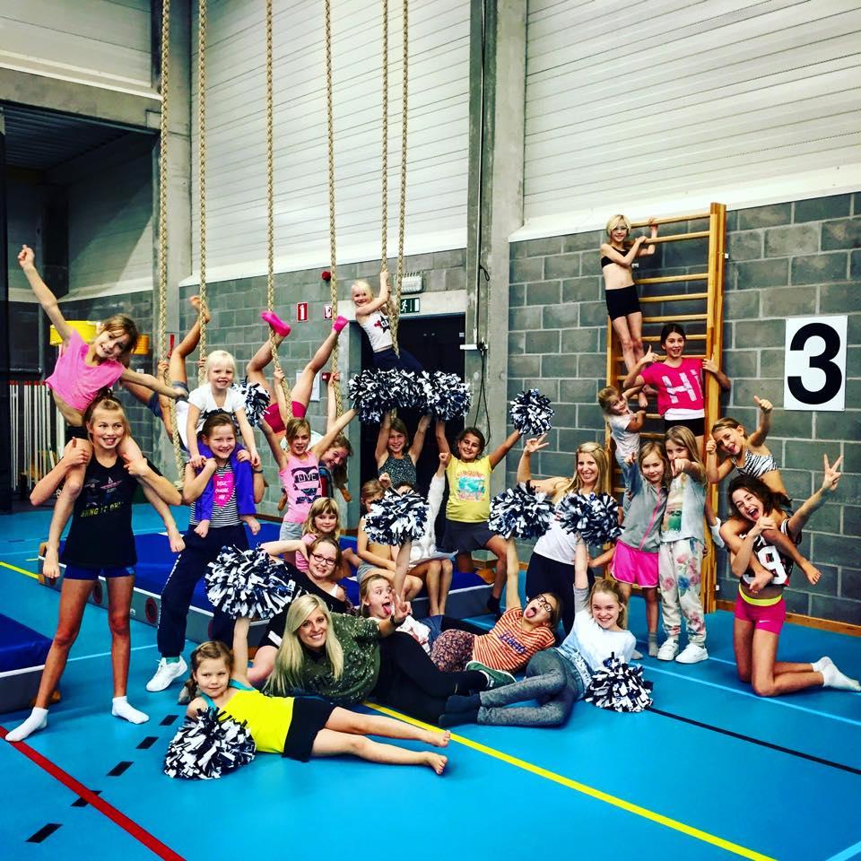 Showbizz Academy camp