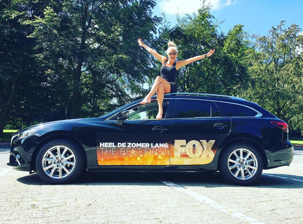 FOX TV Host - summer of series
