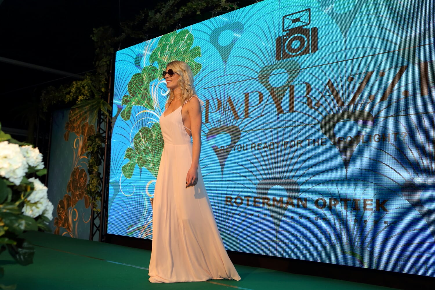 Genk Showt Paparazzi Fashion Show