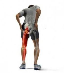 Sciatica is another name for having a pinched nerve that runs from the low back, down the leg to the foot.