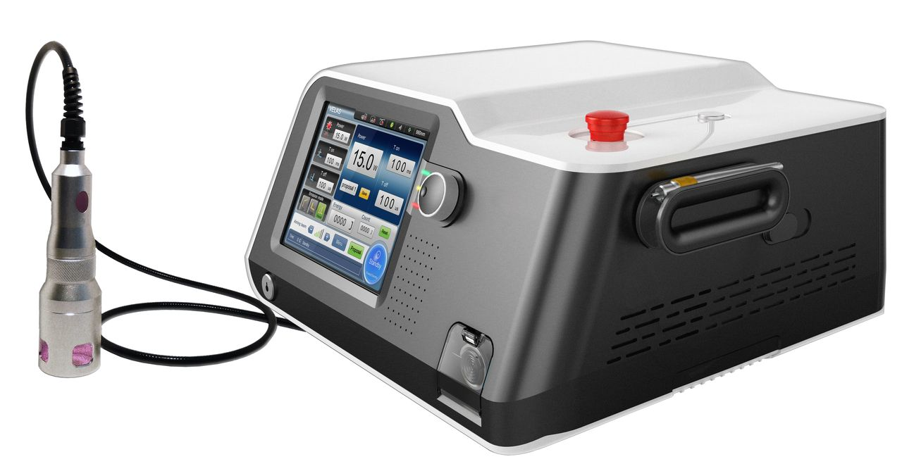 Class 4 Laser Therapy Machine at Laguna Bay Chiropractic