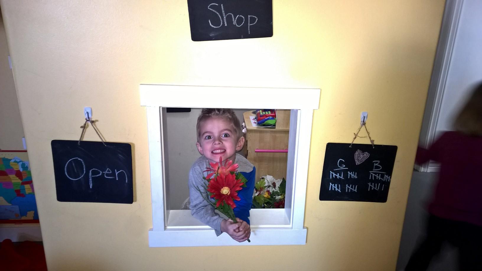 The Garden Shop is Open!
