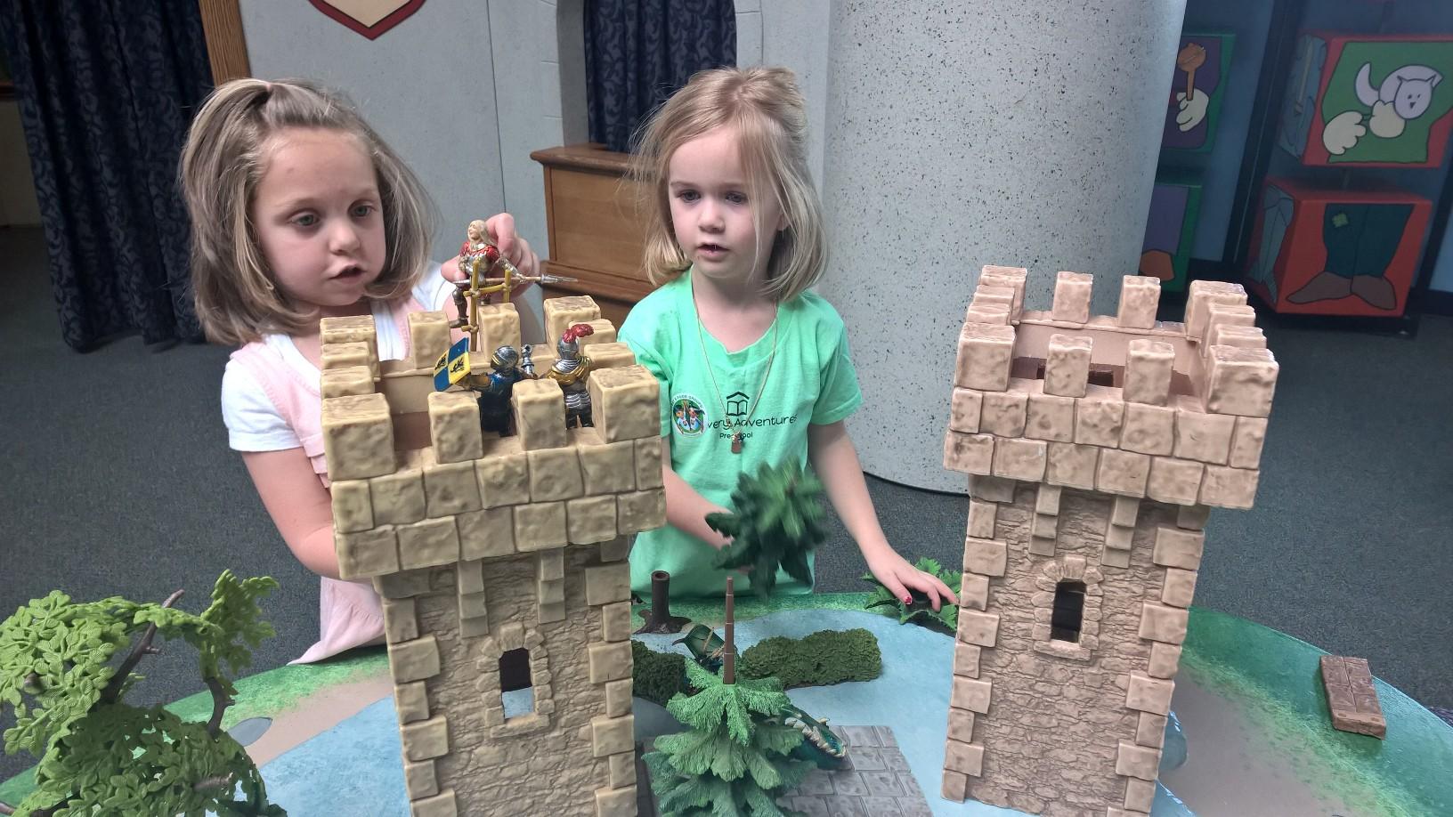 Fun at the Castle!