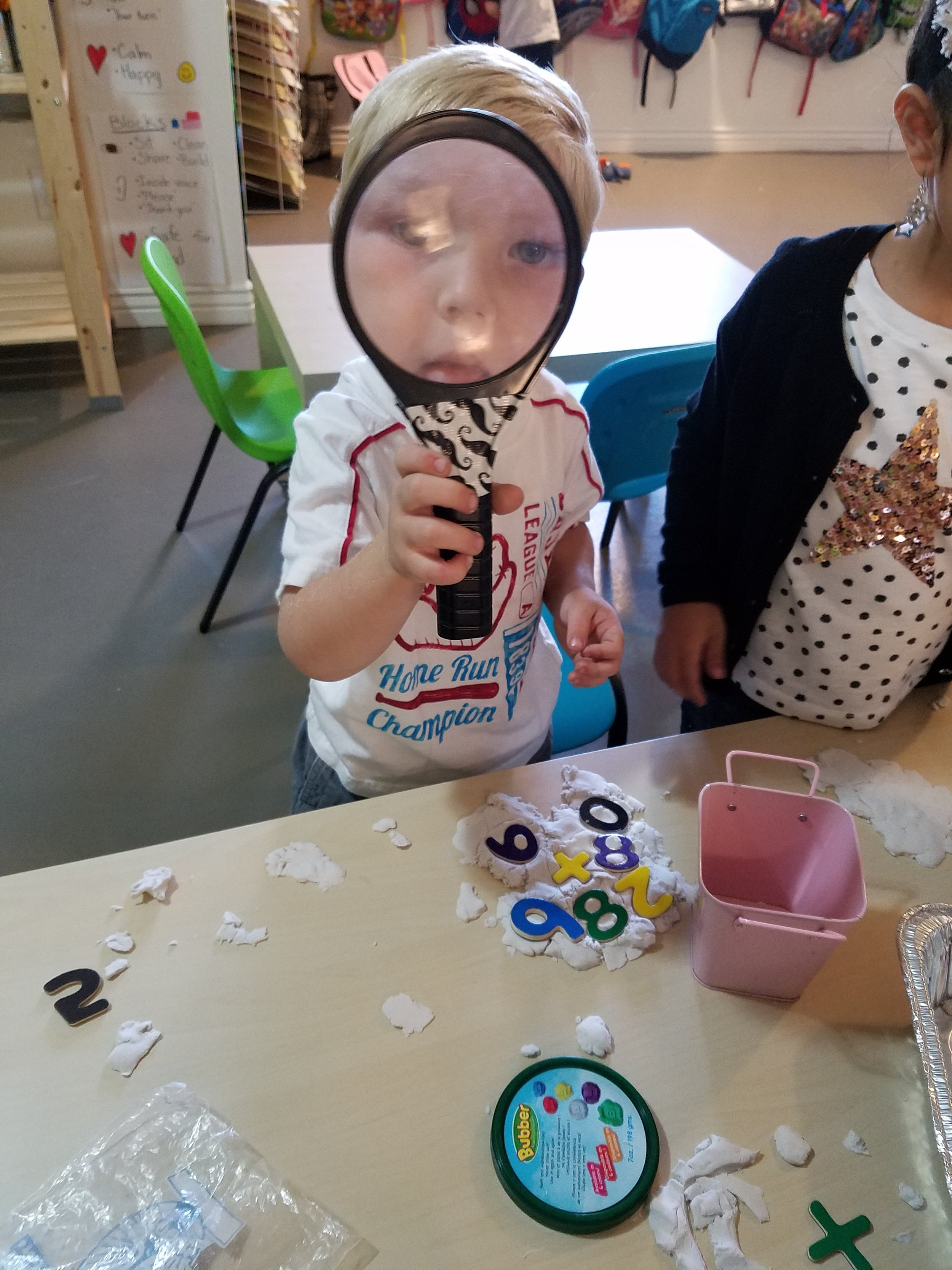 Magnifying Glass!