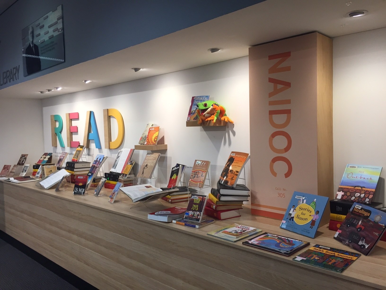 BLAKE LIBRARY UTS - Reconciliation Week Roundup 2016