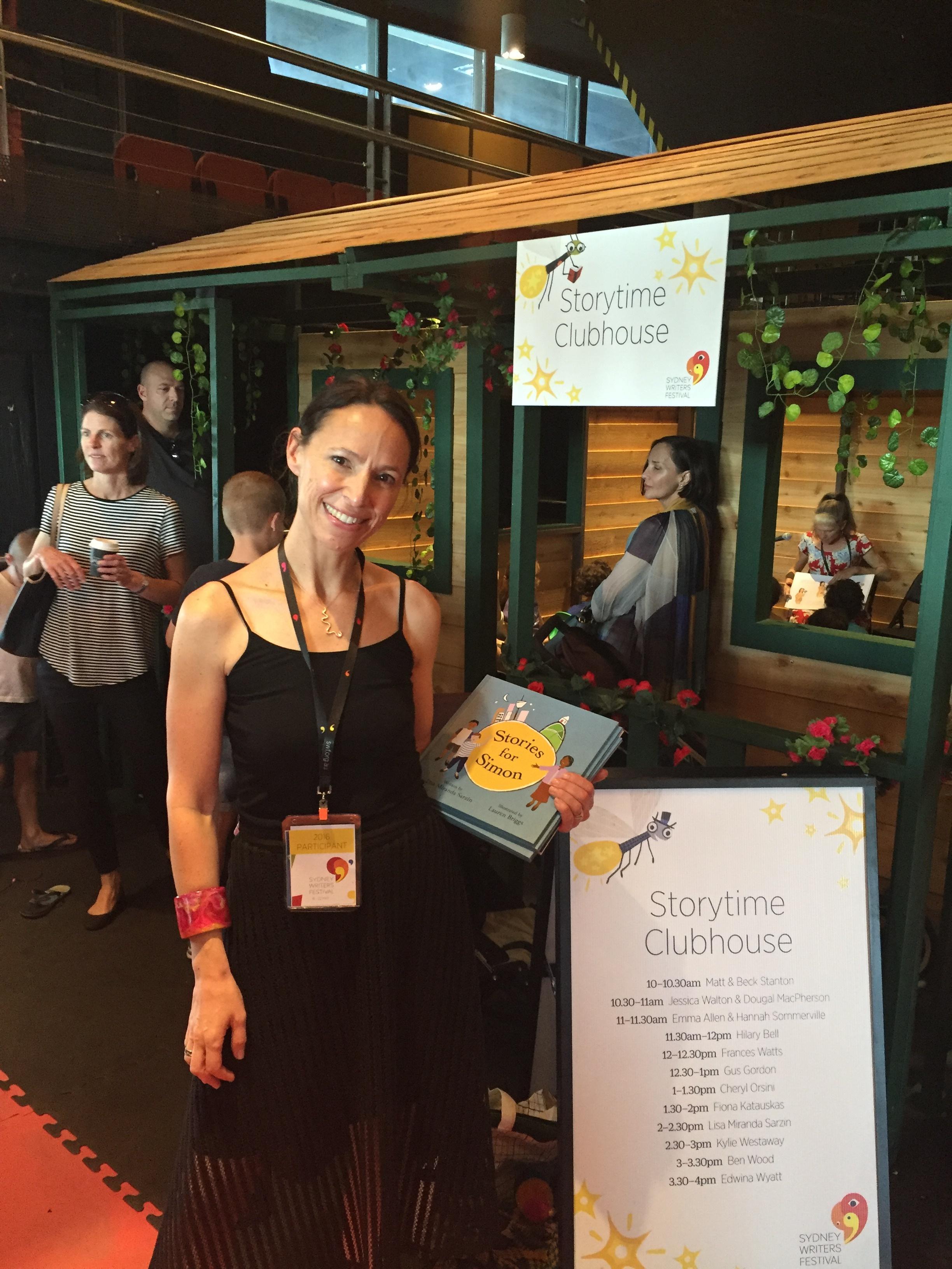 SYDNEY WRITERS FESTIVAL 2016