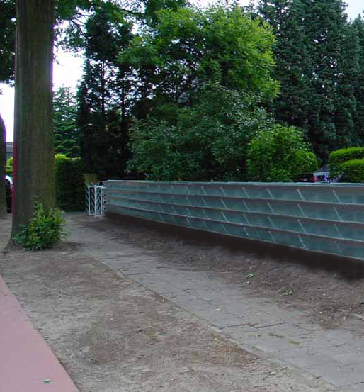 greenwall unplanted