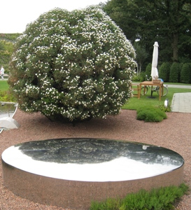 vertical garden -custom sphere