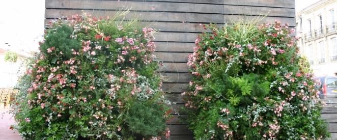 Cascade tower- vertical garden DIY kit