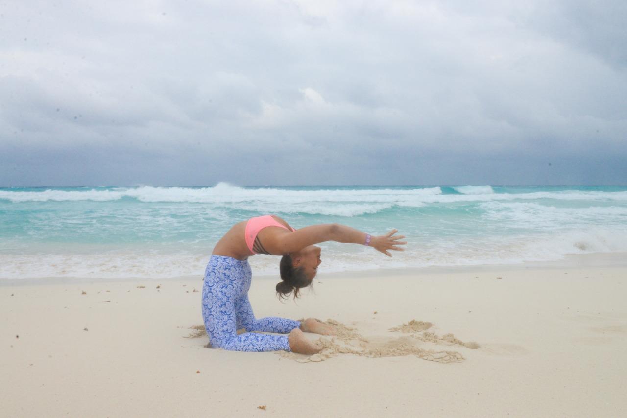 Cancun     Mexico    Leggings    Liquido Active
