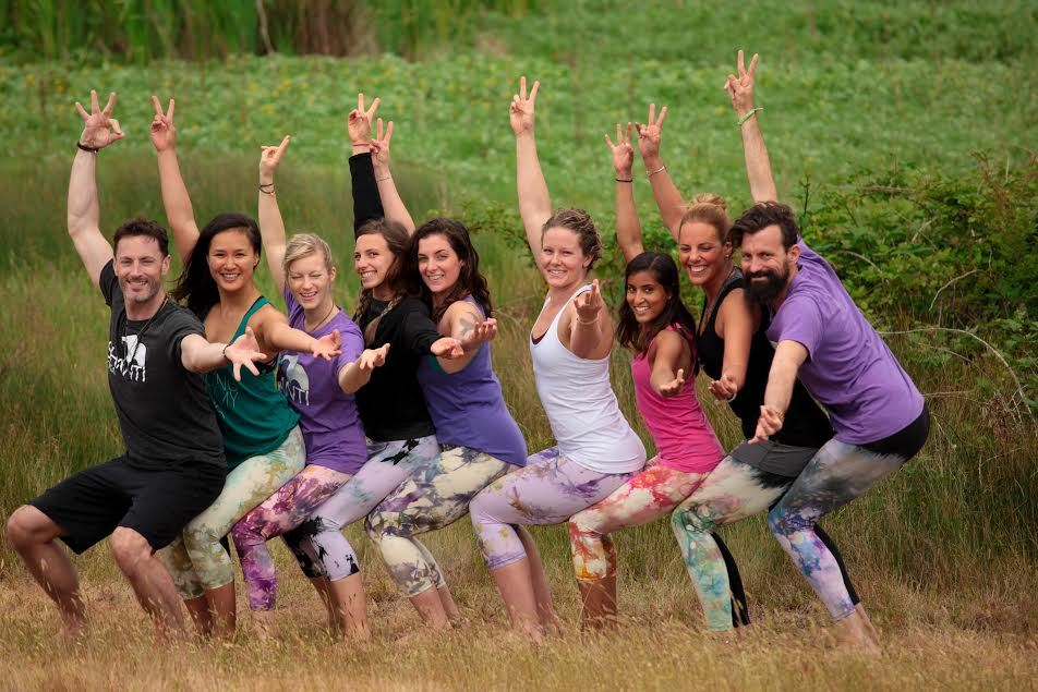 Daub Design Shanti Yoga Photoshoot