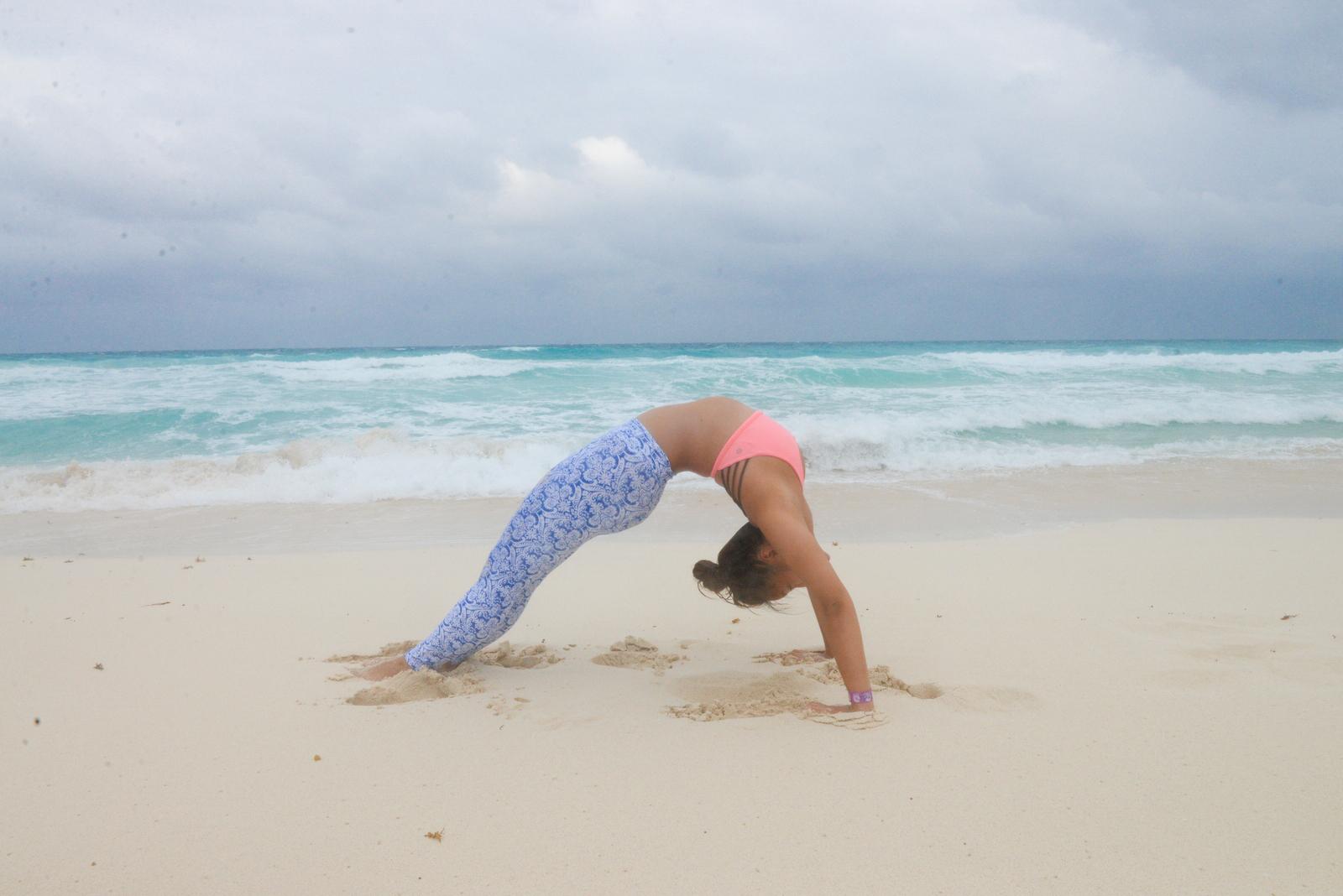 Cancun Mexico Yoga