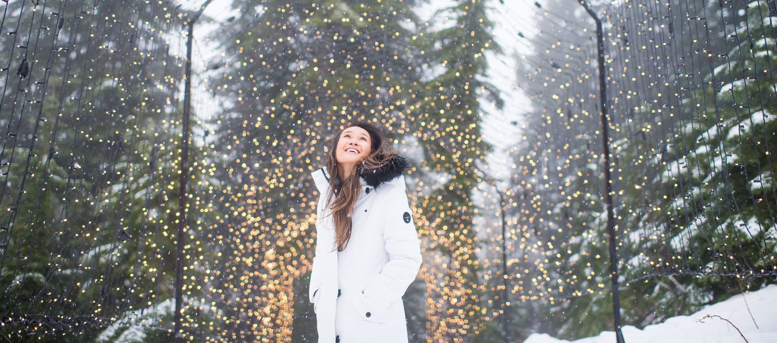 Holiday Gift Guide x Vancouver x Grouse Mountain