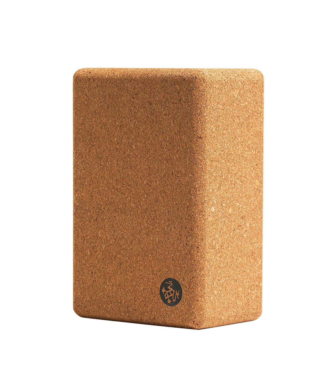 Manduka: Cork Yoga Block