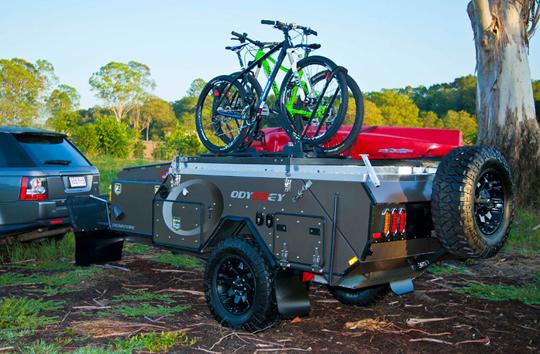 Odyssey Anniversary Camper Trailer from Australian Off Road