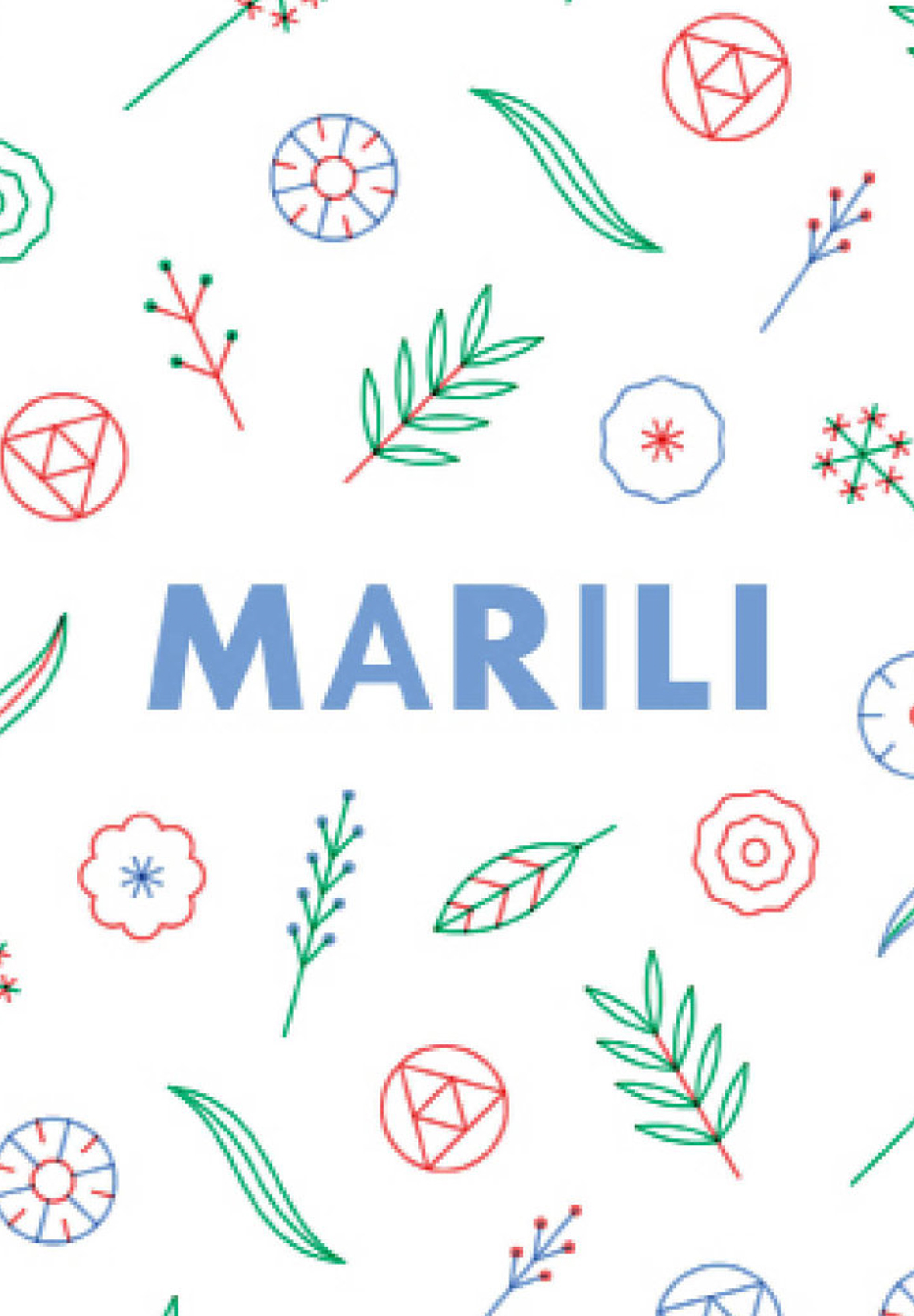 GRAPHIC DESIGN Marili