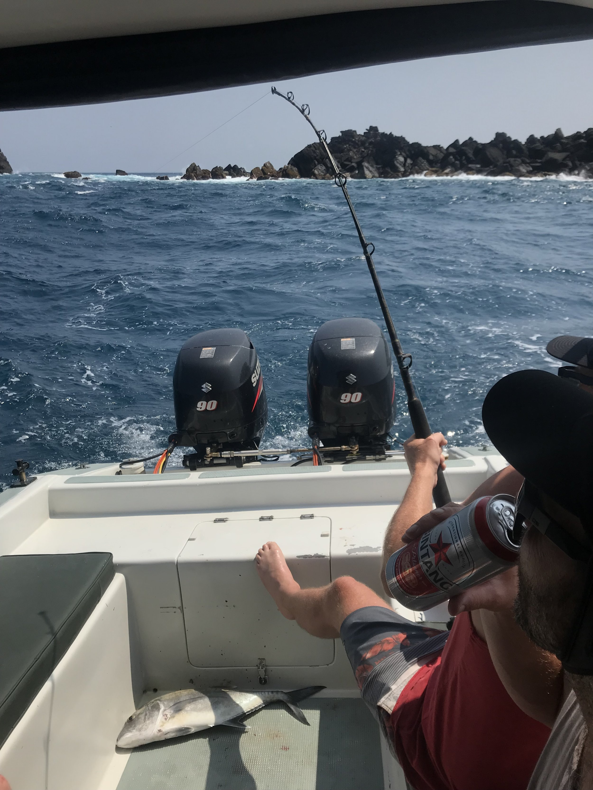 9 Speed boat fishing.JPG