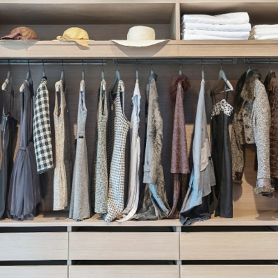 Wardrobe Overhaul - Is your wardrobe bursting at the seams? Do you wear the same thing all the time? Is your wardrobe all work/casual/active wear?