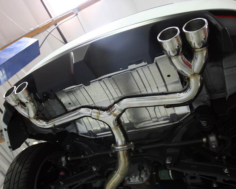 Exhaust -