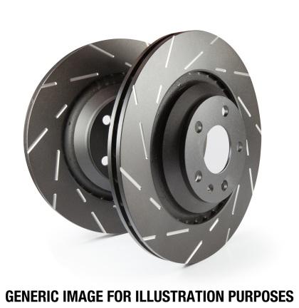 Honda Civic DX LX 92 93 94 96 99 00 D//S Brake Rotors F