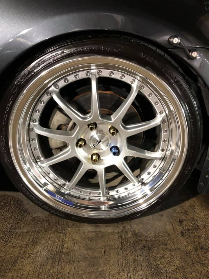Chrome Polishing - Exterior Polish Face & Exterior Lip of Wheels: $20 per wheelExterior Polish Grilles: $50Belt Moldings: $40Front Bumper: $60Rear Bumper: $60