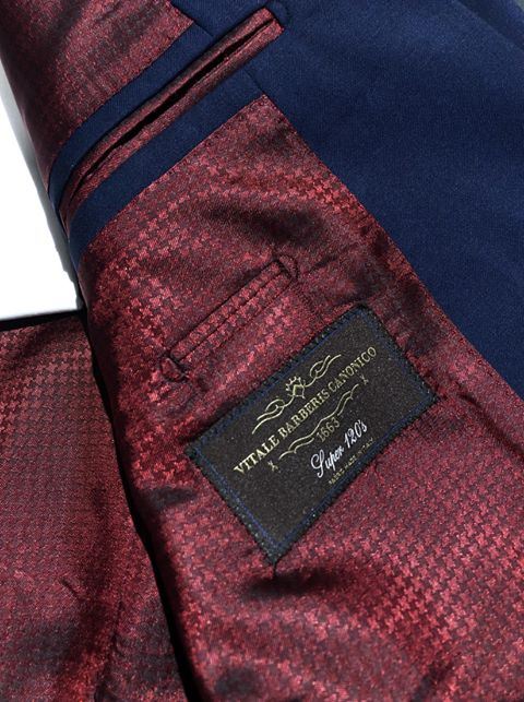 Vitale Barberis Canonico - Super 120's  - Vizzari 925