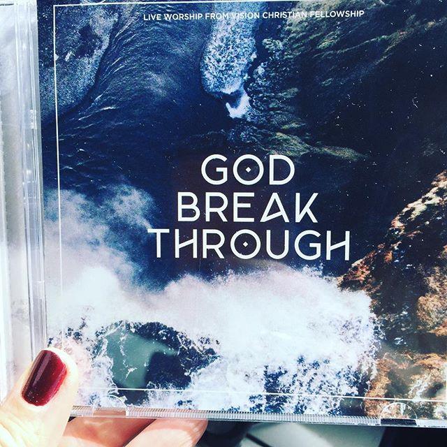 I have had our newly released Worship album on repeat since it's release yesterday. I am super proud of our worship team, what a beautiful, most excellent offering to the Lord. You can pickup a hard copy at church, or it will be out on iTunes very soon. #visionworshipaustralia#godbreakthrough