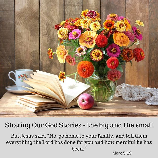 We are in a season of sharing and celebrating our God Stories, of valuing our history with God. We meet again on Tuesday night 12th June 7.30pm. You can catch up on some of our sessions on our podcast. The link is in our profile. #valuedandflourishing #godstories #buildinghistorywithgod