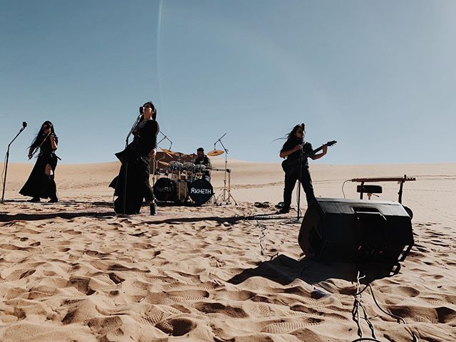 Making of the music video. Link is on our profile!