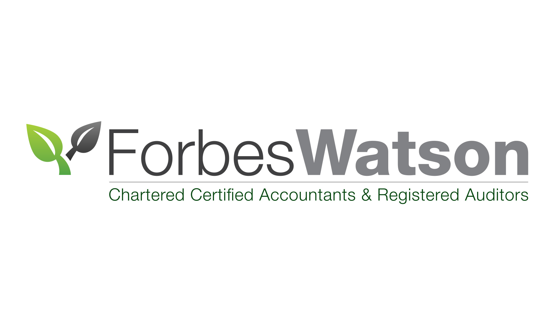 Forbes Watson Chartered Certified Accountants and Registered Auditors