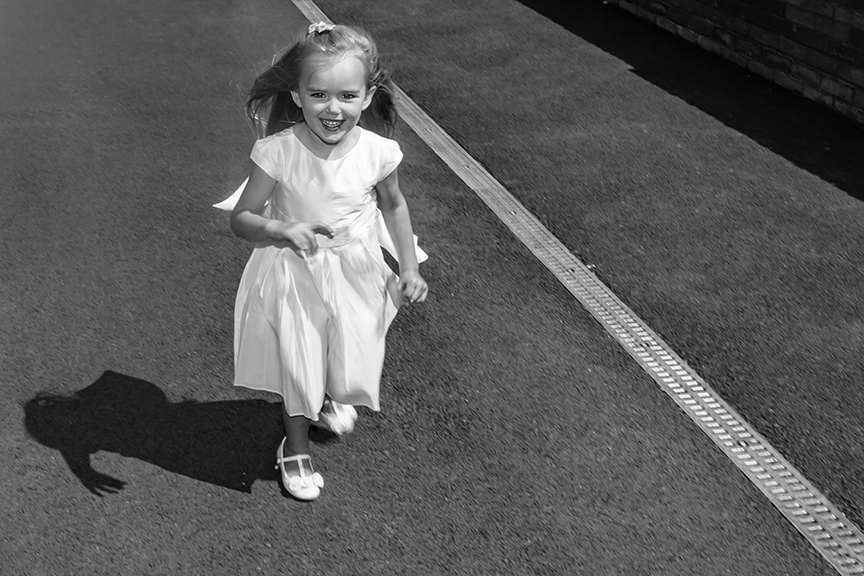 The joy Of Being A Child. Our Esme!