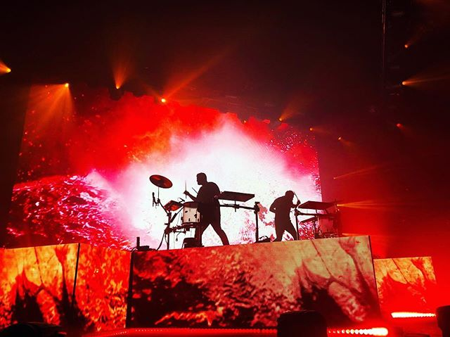 ODESZA. #sunkengram ——————————————————— Back in 2001, the music of Linkin Park saved my life. Not gonna get specific rn but they had a significant influence on me wanting to make music. However, in the summer of 2017, when news broke out worldwide of Chester Bennington's death I was devastated. And bc that and various struggles happening in my life, at the time I lost a lotta desire and drive to keep making music. Tho I have several favorite artists that have influenced me over the years in different ways, none had the same kind of impact that Linkin Park had on me in high school. But that all changed for me this past spring, when I randomly discovered ODESZA. Not only did their music reignite the fire inside me, to hold onto my passion for making music (and never let go), but they changed my life too. Words cannot truly describe the euphoria and emotions I felt seeing them perform live at Outside Lands in SF this past summer. And having the chance to see them again last night at The Novo (not to mention being able to see them from the very front of the stage), I rly can't ask for a better way to end 2018, which was one of the most challenging years of my life. I'm incredibly grateful to @odesza for their creative inspiration, for creating beautiful sounds and uplifting vibes, and for sharing their art with the world. And on that note... wishing everyone a Happy New Year! May your 2019 be full of wonder, prosperity, love, and passion!