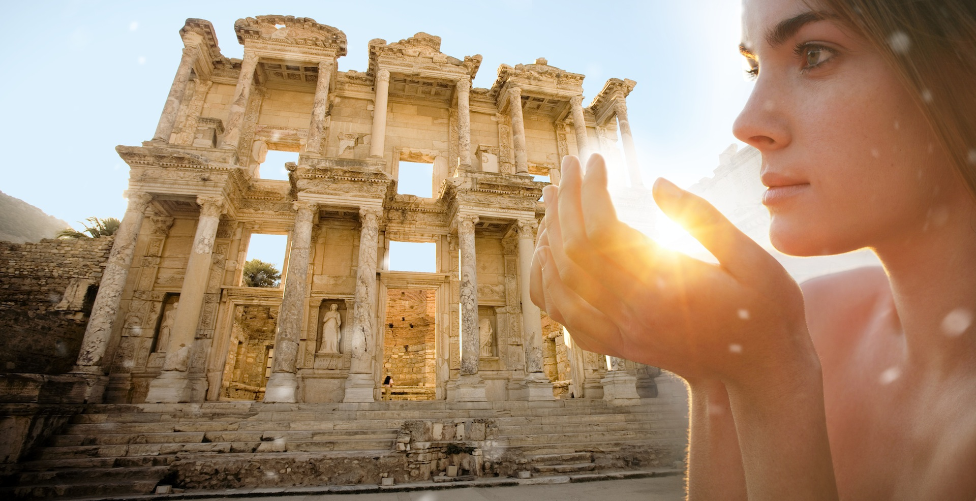 Photo: Ali Mert Özgün / Photography Tour Guide - Ephesus Celcus Library