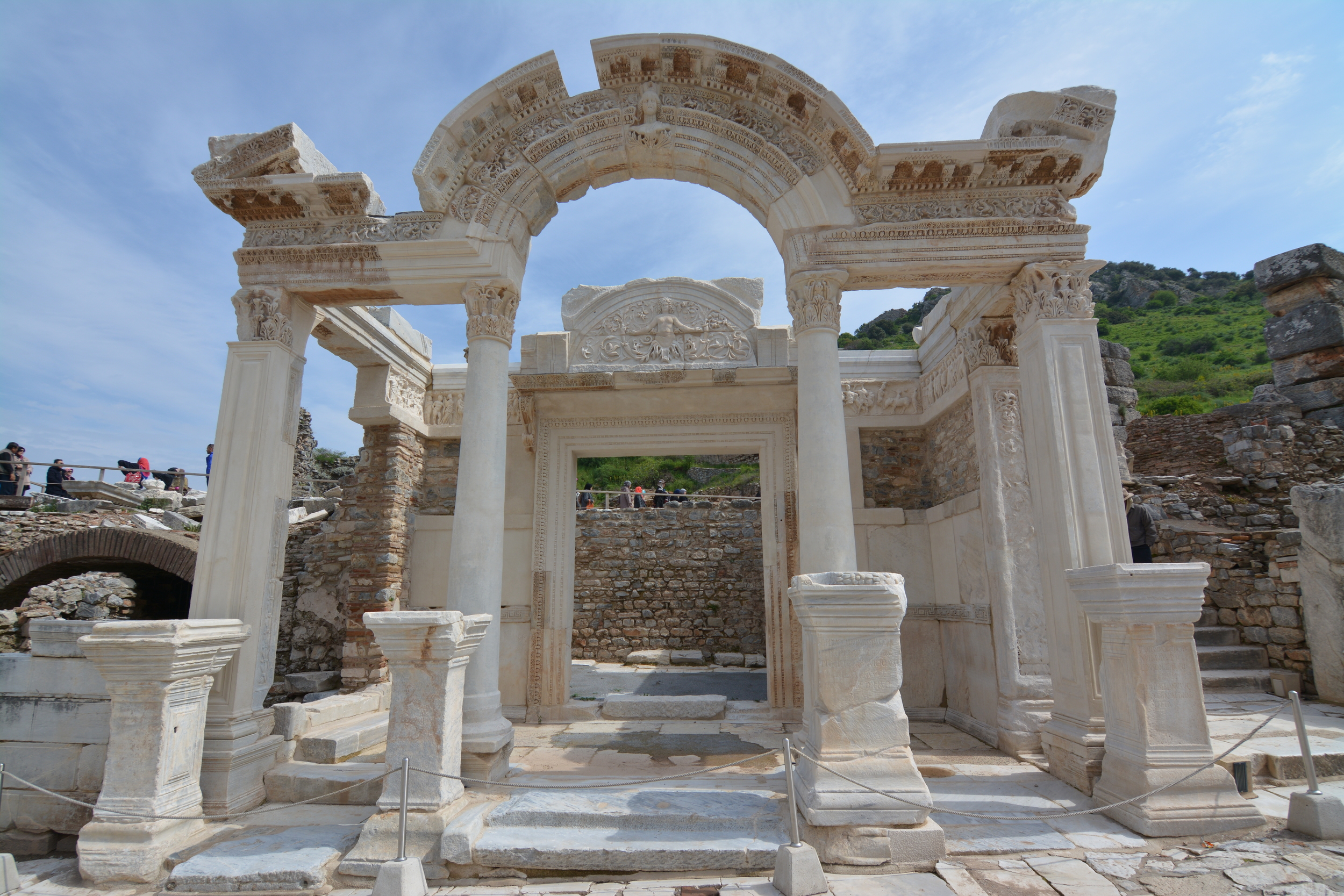 Photo: Ali Mert Özgün / Photography Tour Guide - Hadrian Temple in Ephesus