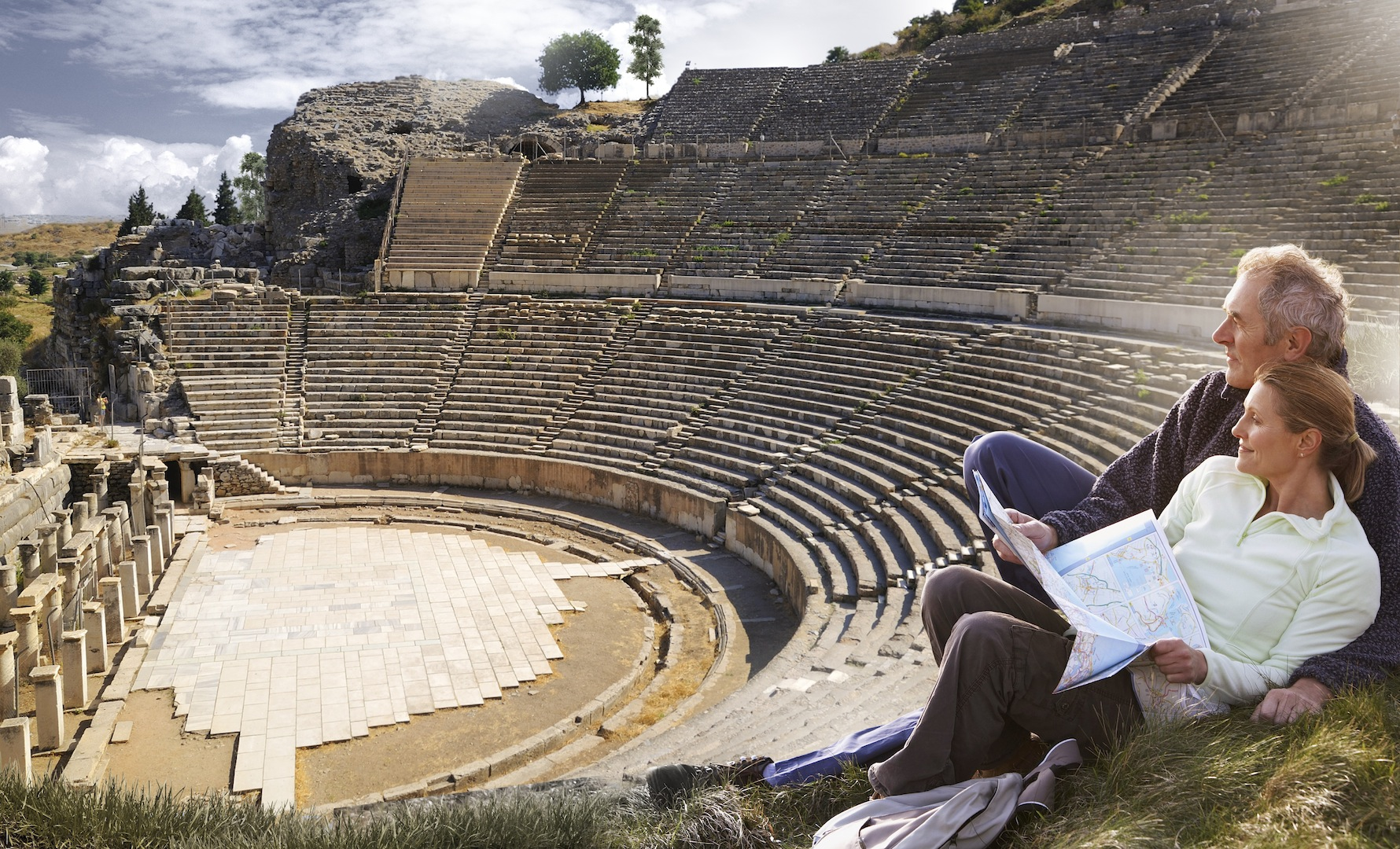 Photo: Ali Mert Özgün /Photography Tour Guide -Ephesus Theatre